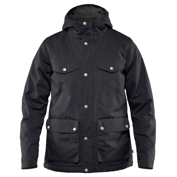 Women's Greenland Winter Jacket - Black