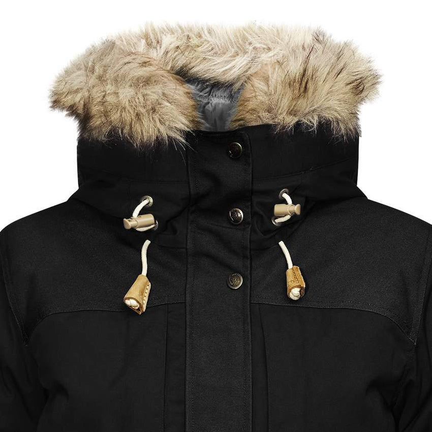Singi Women's Down Jacket - Black