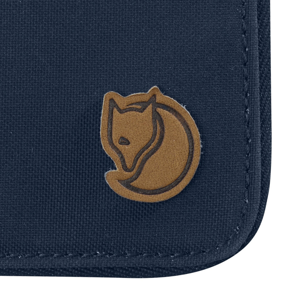 Zip Wallet - Navy