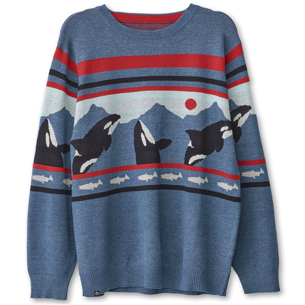 M's Highline Sweater - Orca