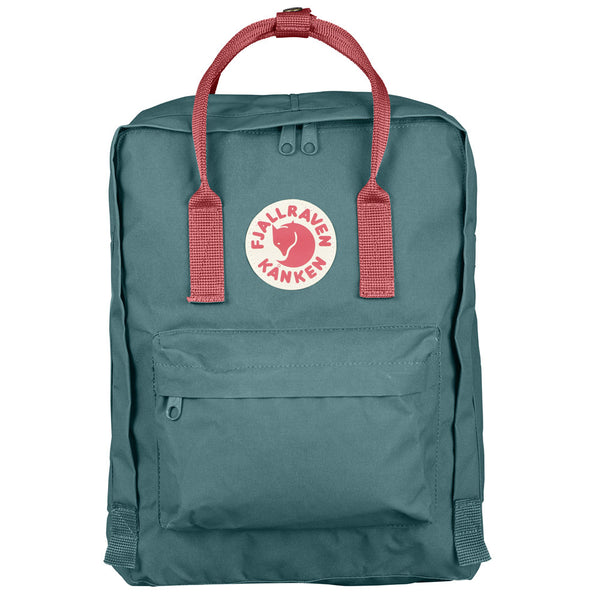 Kånken Classic Backpack - Frost Green & Peach Pink