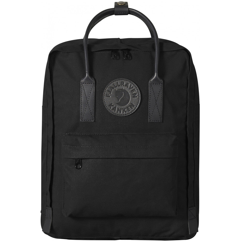 Kånken No. 2 Black Backpack - Black