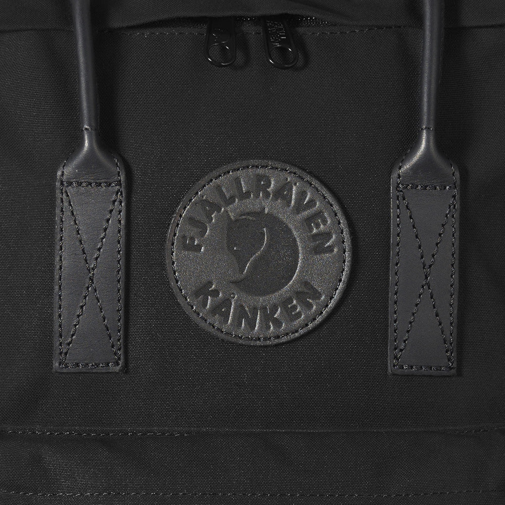 "Kånken No. 2 Laptop 15"" Black Backpack - Black"