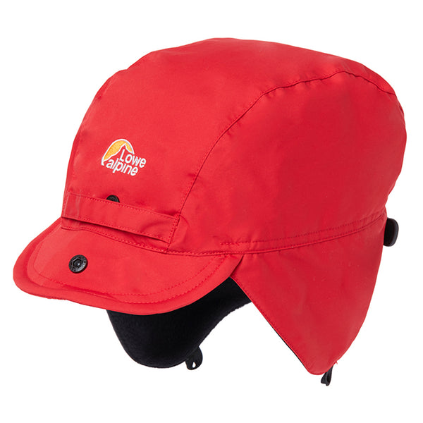 Classic Mountain Cap - Red