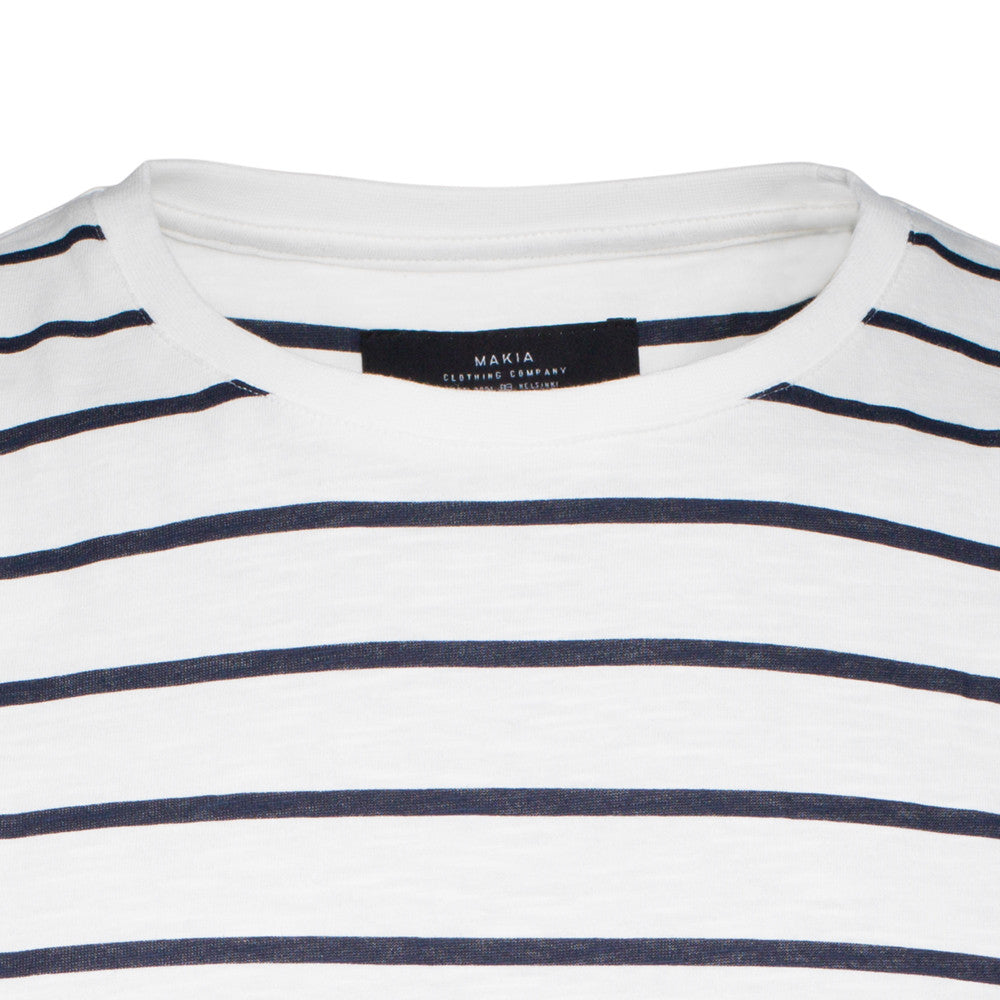 Klippa T-Shirt - White/Navy