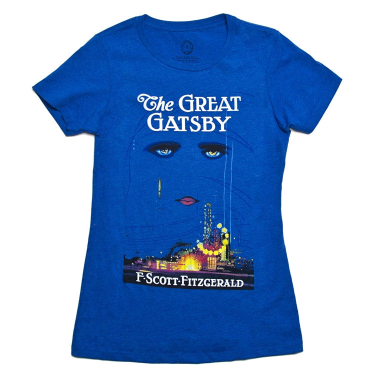 F. Scott Fitzgerald - The Great Gatsby Women's T-Shirt