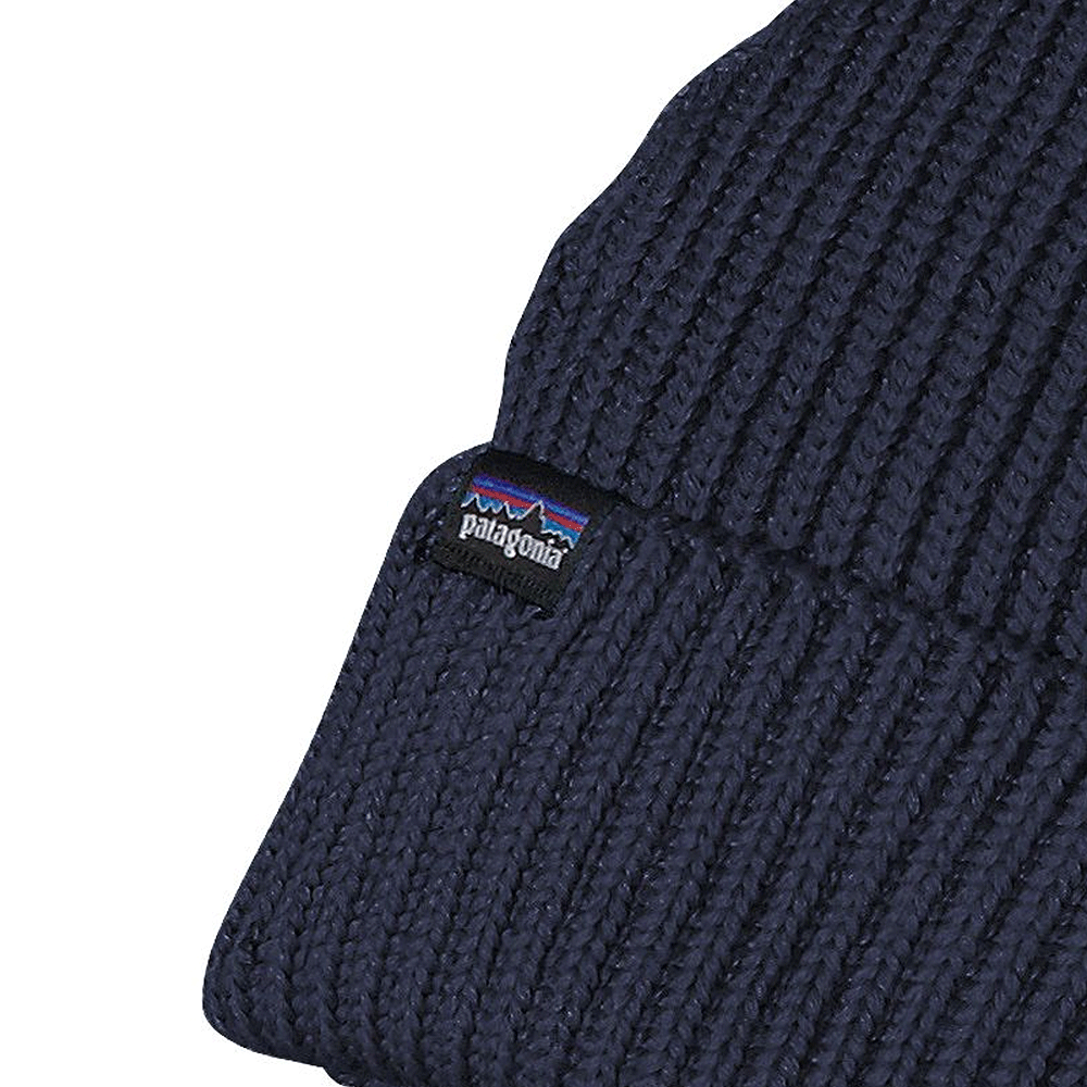 b291c21eb42bb The Brokedown Palace - Patagonia - Fisherman s Rolled Beanie - Navy Blue