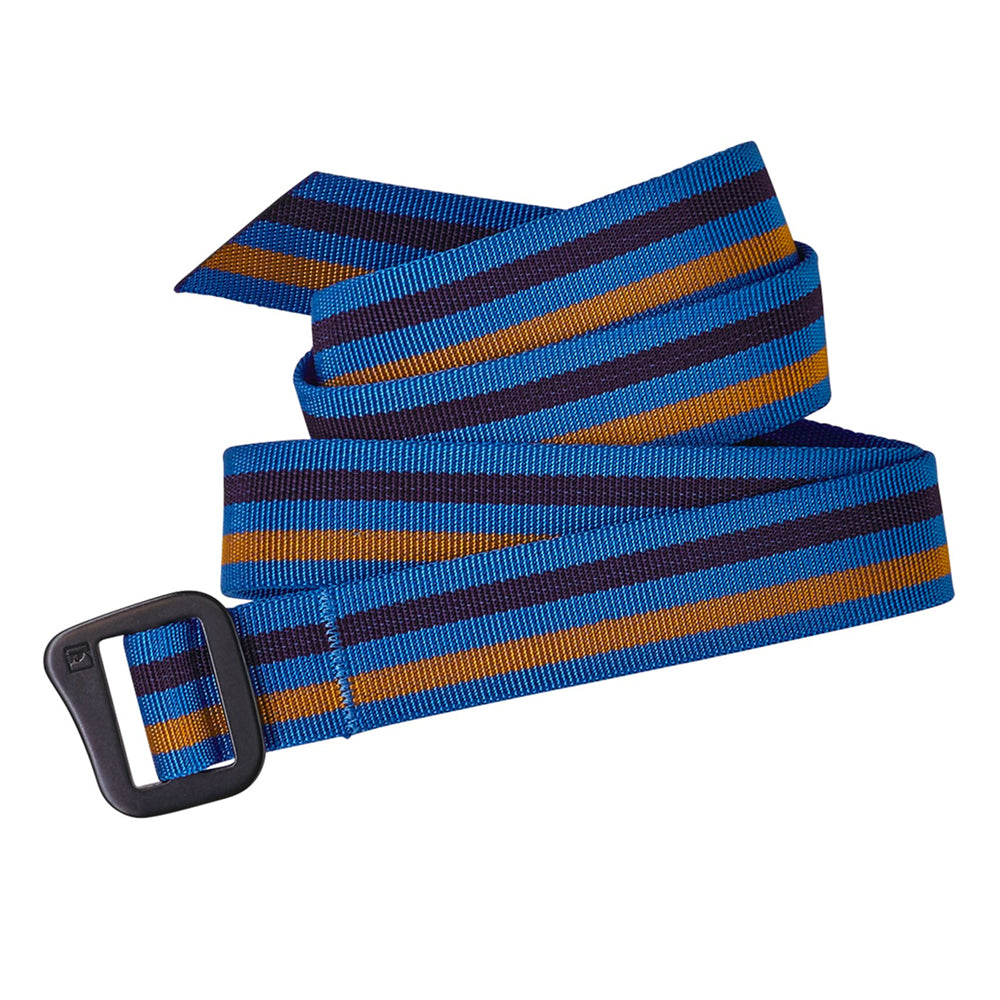 Friction Belt - Fitzroy Belt Stripe: Andes Blue