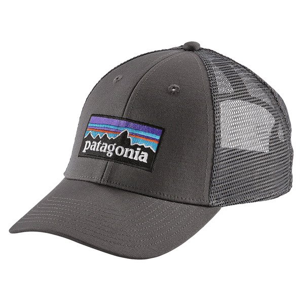 P-6 Logo LoPro Trucker Hat - Forge Grey