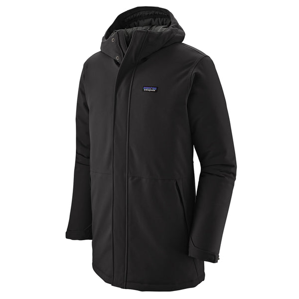 Men's Lone Mountain Parka - Black