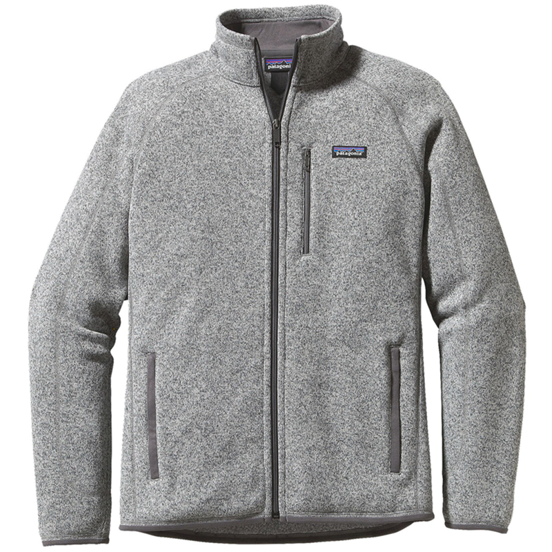 M's Better Sweater Fleece Jacket - Stonewash