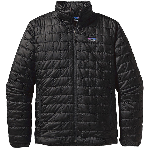 Men's Nano Puff Jacket - Black