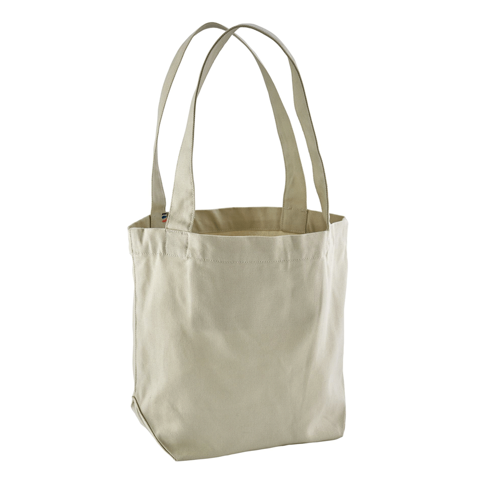 Mini Tote - Live Simply Pocketknife: Bleached Stone