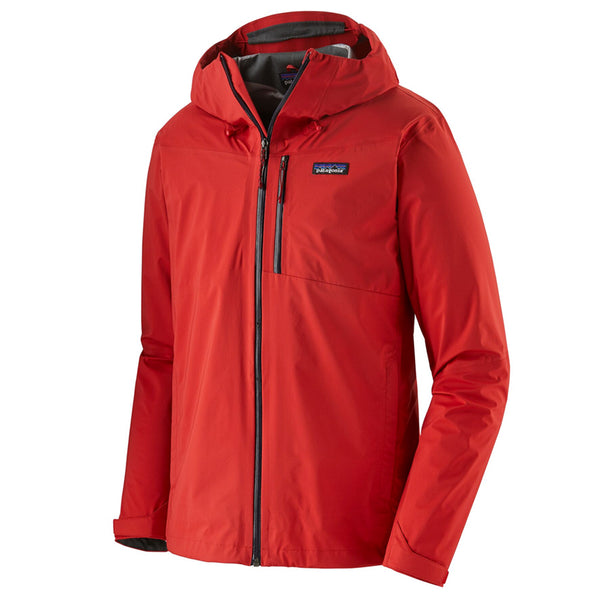 M's Rainshadow Jacket - Fire