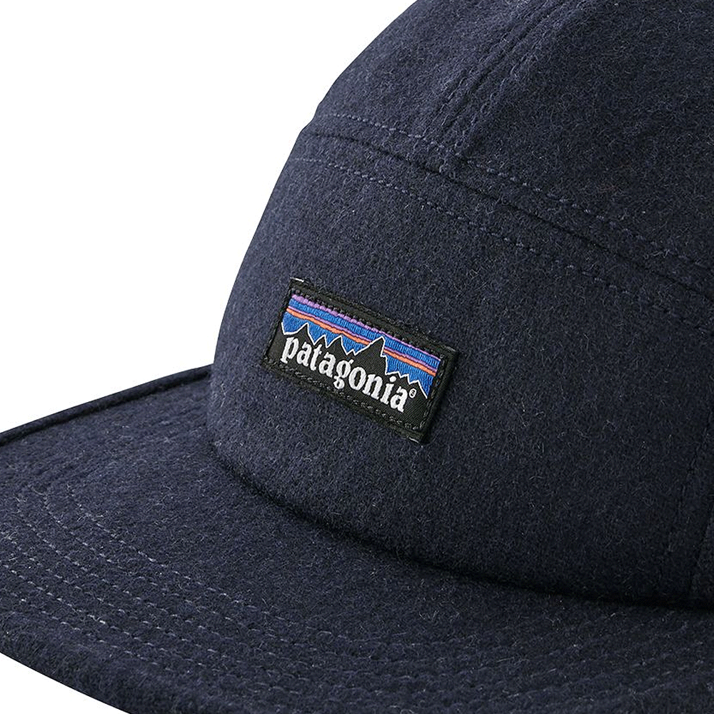3b69cddbde0 The Brokedown Palace - Patagonia - Recycled Wool Cap - Classic Navy