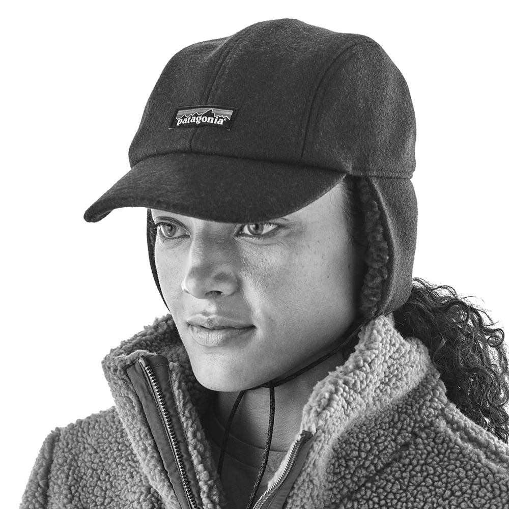 976e7e24fd94a The Brokedown Palace - Patagonia - Recycled Wool Ear Flap Cap ...