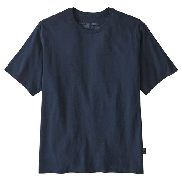 M's Road To Regenerative LW Tee - New Navy