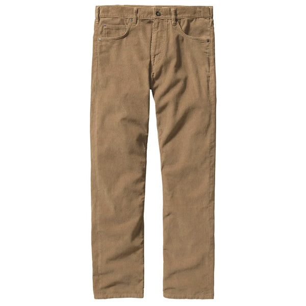 Men's Straight Fit Cords - Regular - Mojave Khaki w/Mojave Khaki