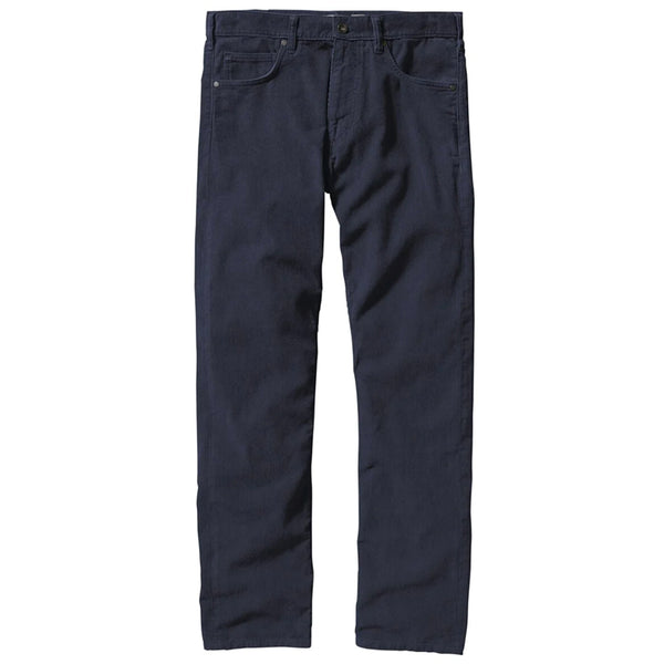 Men's Straight Fit Cords - Regular - New Navy