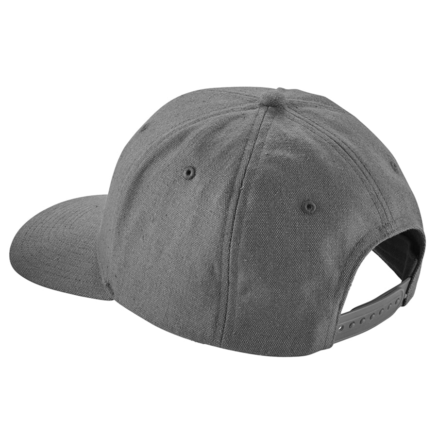 Tin Shed Hat - P-6 Logo: Ink Black