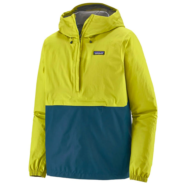 M's Torrentshell 3L Pullover - Chartreuse