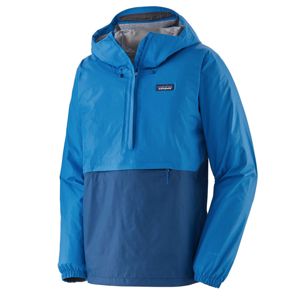 Men's Torrentshell 3L Pullover - Andes Blue