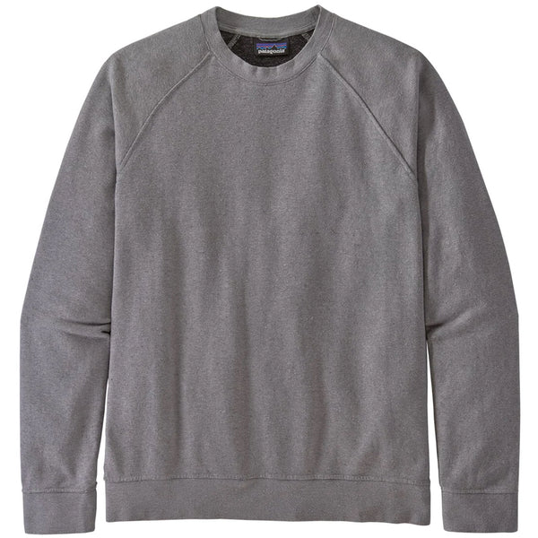 M's Trail Harbor Crew Sweatshirt - Salt Grey
