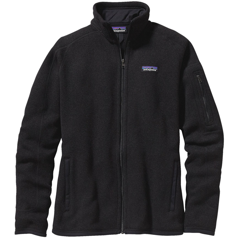 W's Better Sweater Fleece Jacket - Black