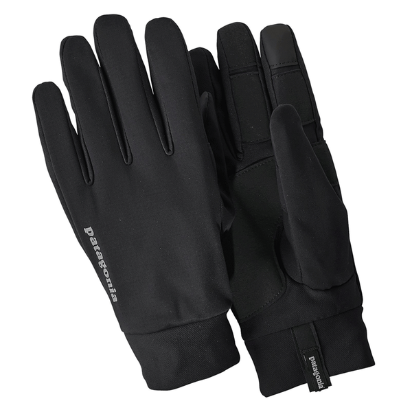 Wind Shield Gloves - Black