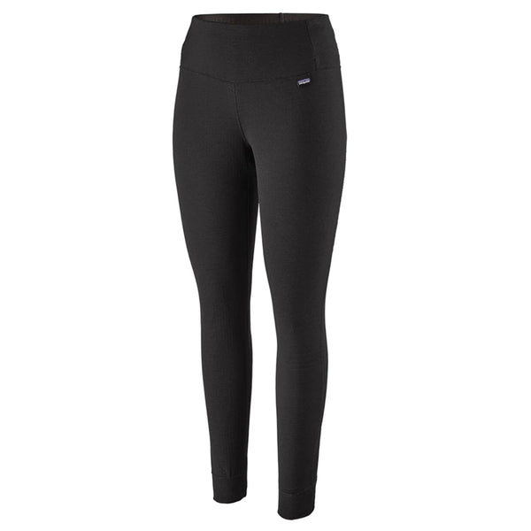 W's Capilene Thermal Weight Bottoms - Black
