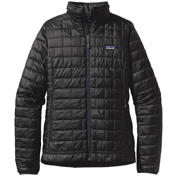 Women's Nano Puff Jacket - Black