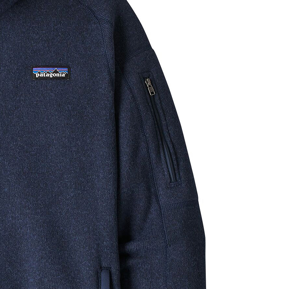 Women's Better Sweater Fleece Jacket - New Navy