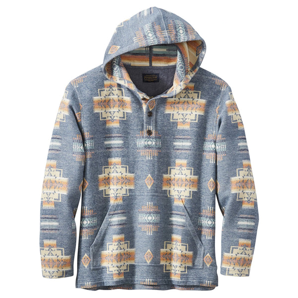 Beach Hoody - Chief Joseph Blue
