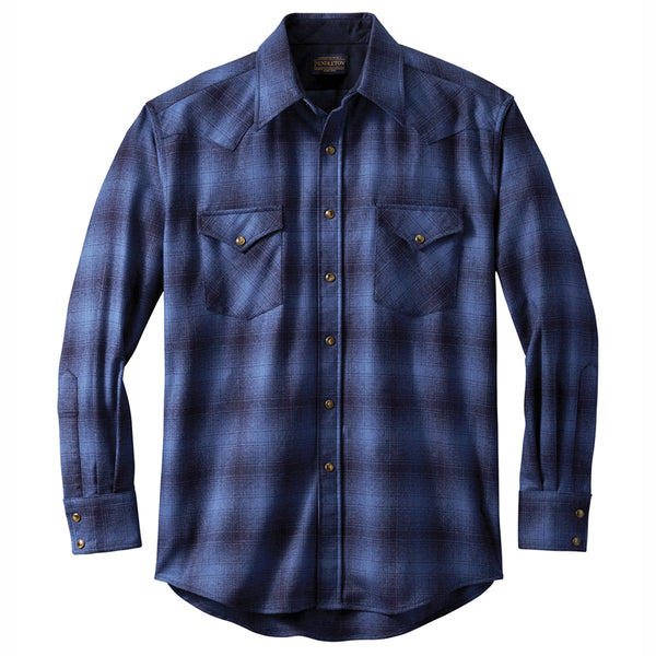 Classic Canyon Shirt - Blue Ombre