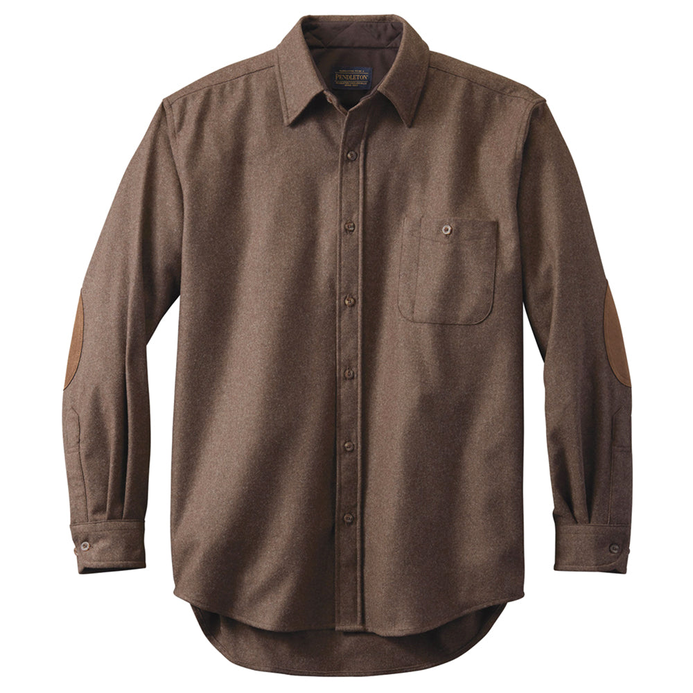 Fitted Trail Shirt - Brown Mix