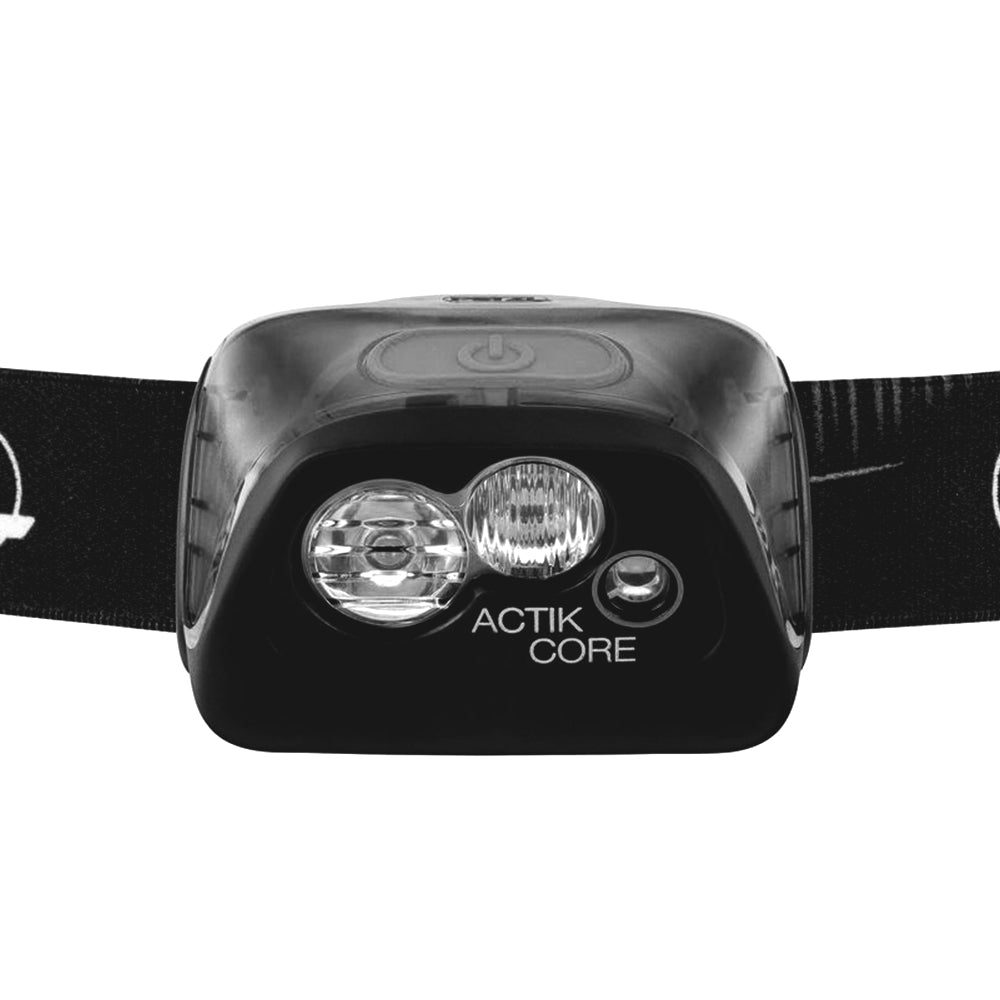 Actik Core Headlamp - Black