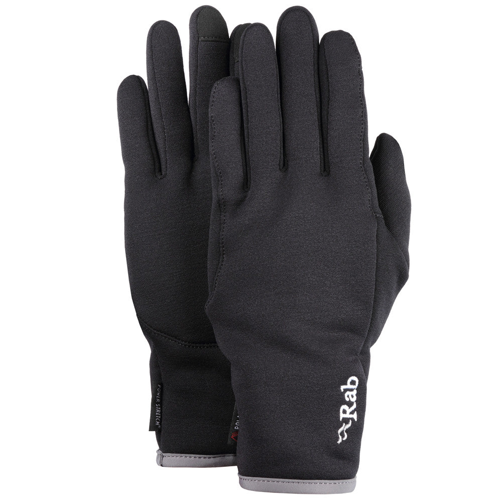 Power Stretch Pro Contact Glove - Black