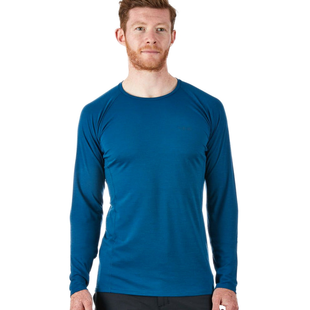 Forge Long Sleeve T-Shirt - Ink