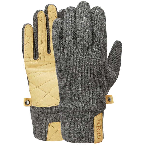 Ridge Glove - Beluga