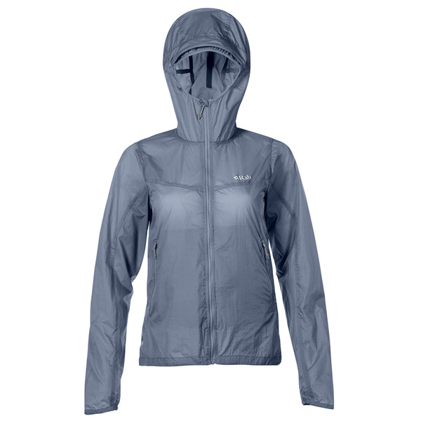Women's Vital Windshell Hoody - Shadow