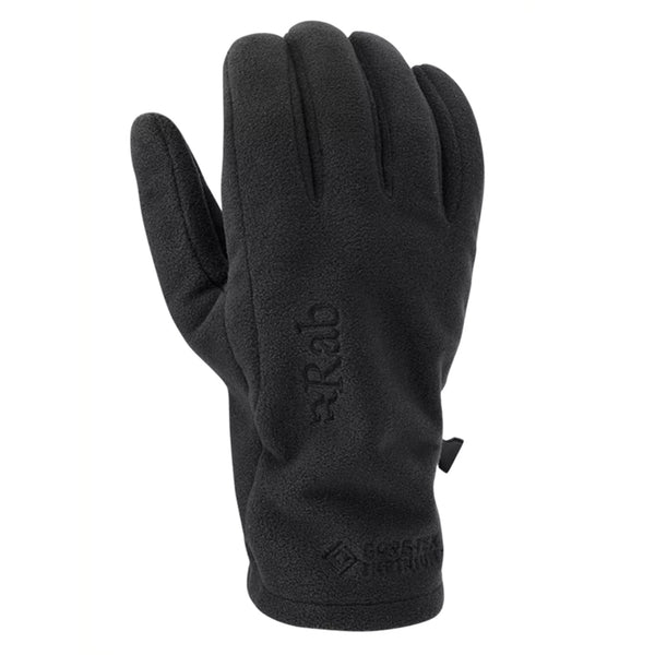 Women's Infinium Windproof Glove - Black