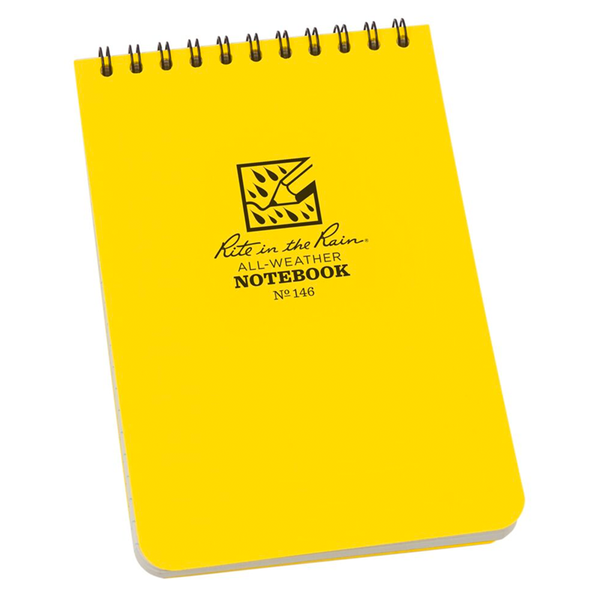 Top-Spiral Pocket Universal Notebook - 4