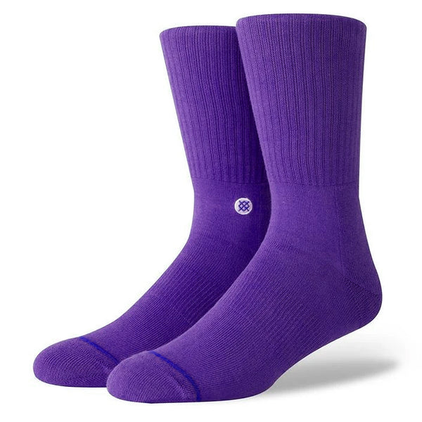 Icon Socks - Purple