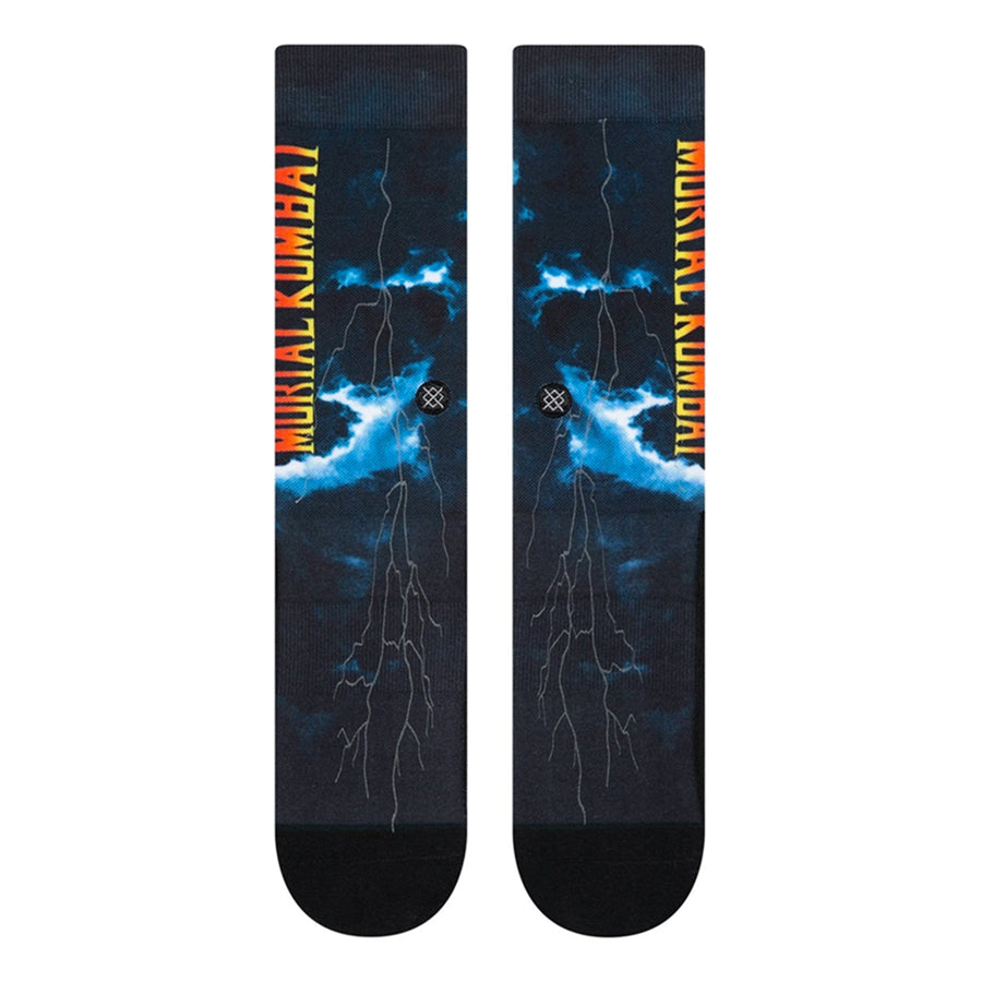 Mortal Kombat II Socks - Black