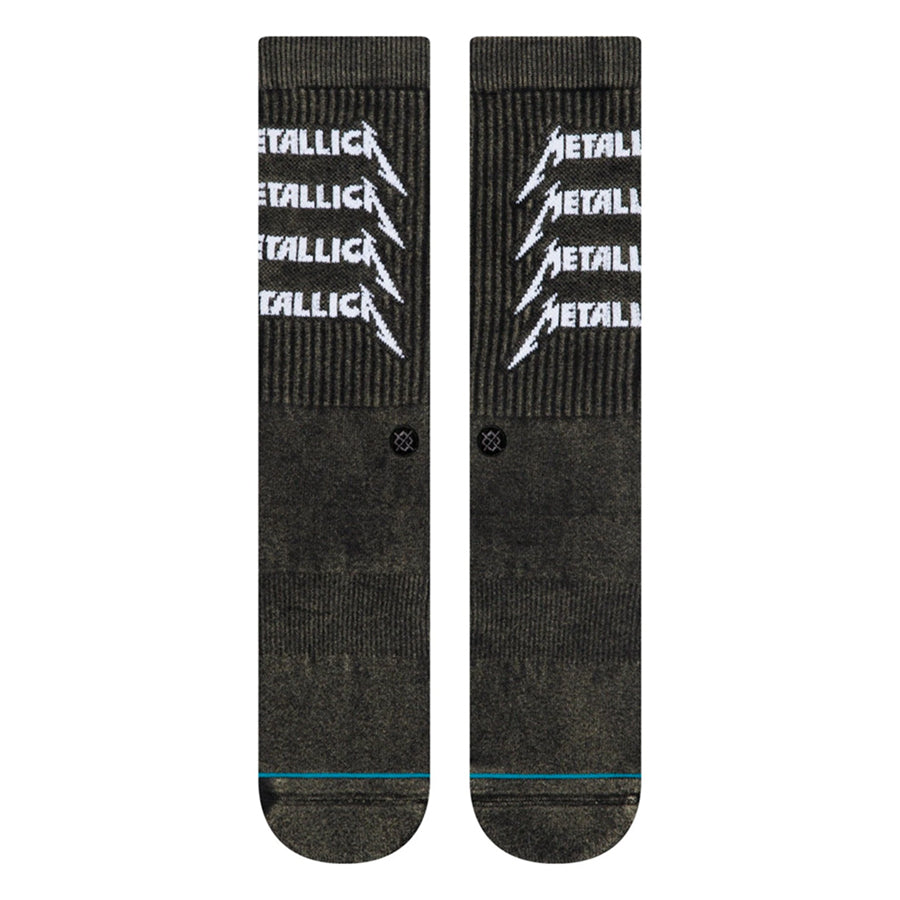 Metallica Stack Socks - Black