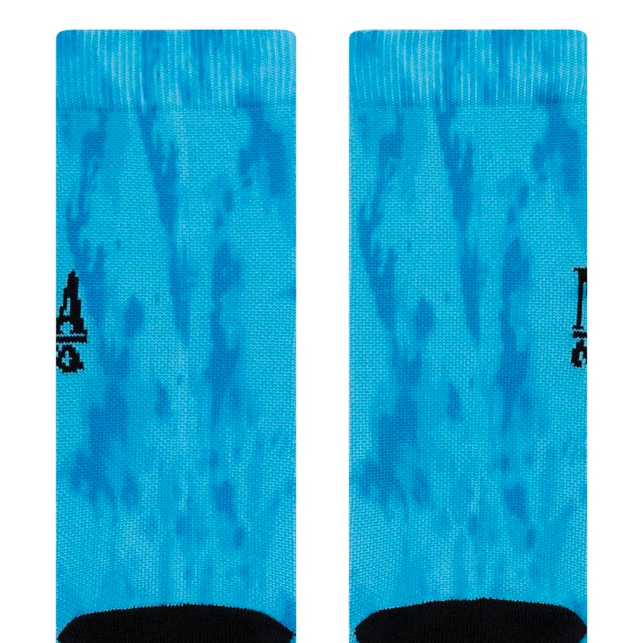 Nirvana Nevermind Socks - Blue