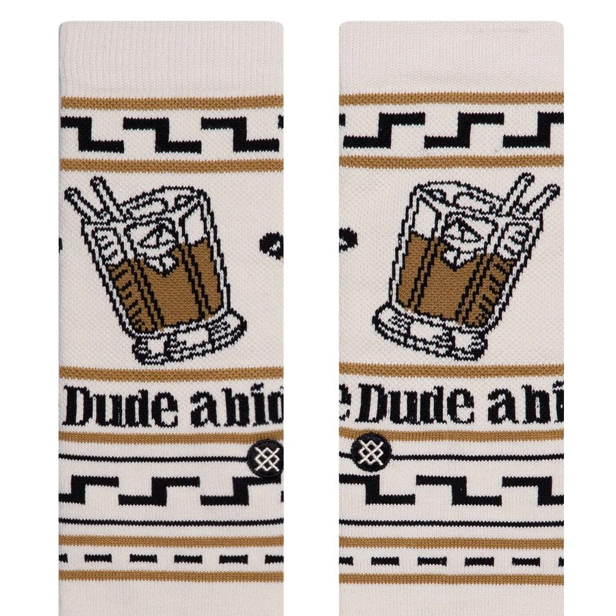 The Dude Socks - Tan
