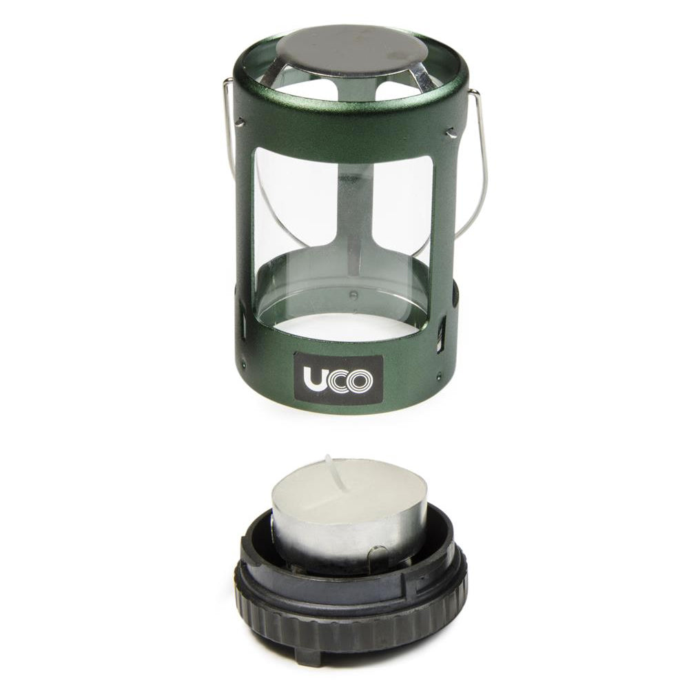 Mini Lantern Anodised Kit - Green