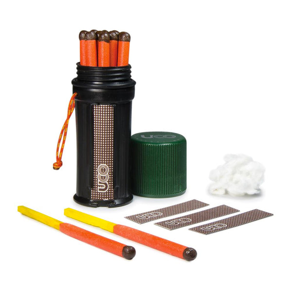 Titan Stormproof Match Kit