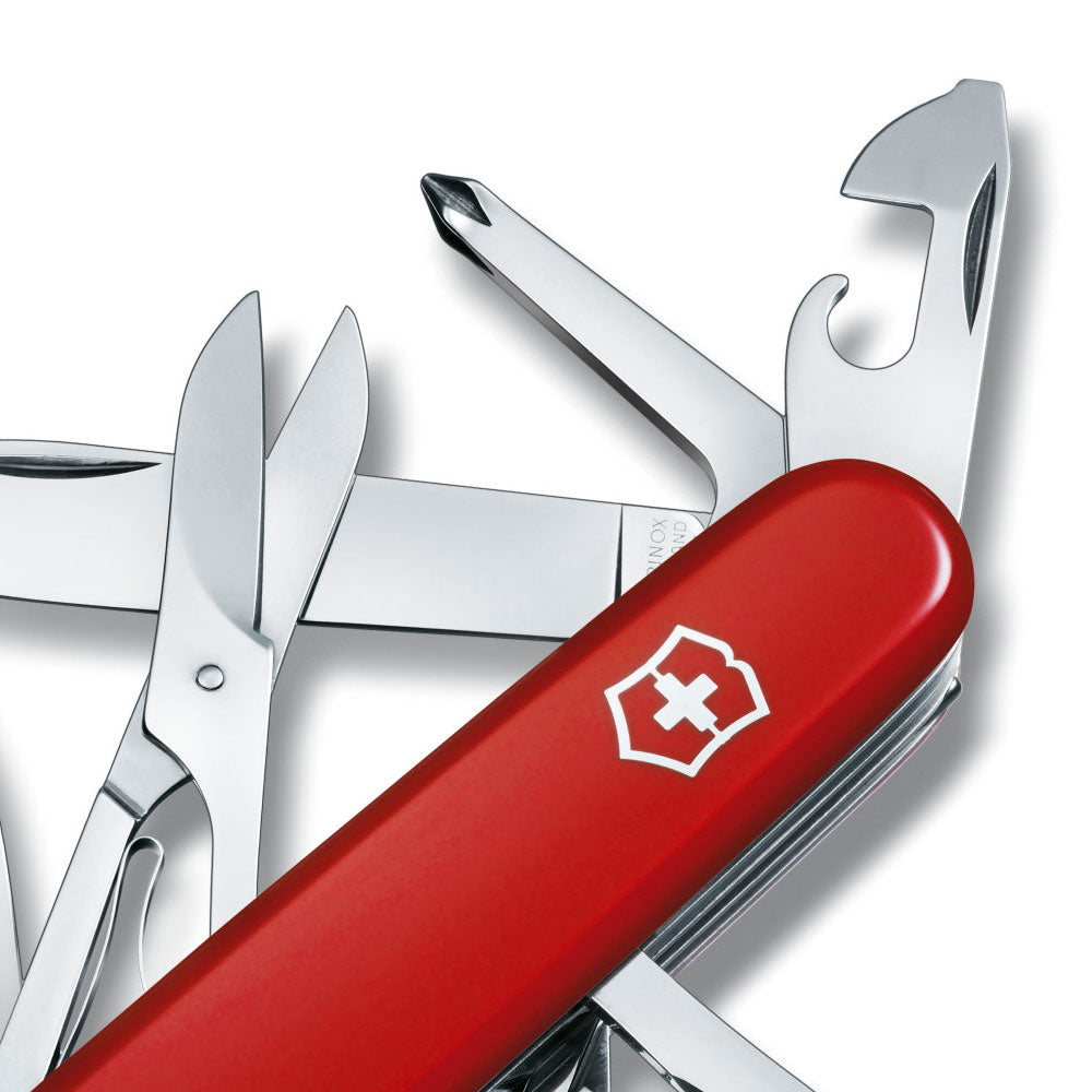 Explorer Swiss Army Multitool - Red